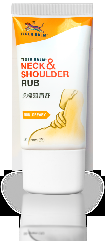 Tigerbalsam neck &shoulder