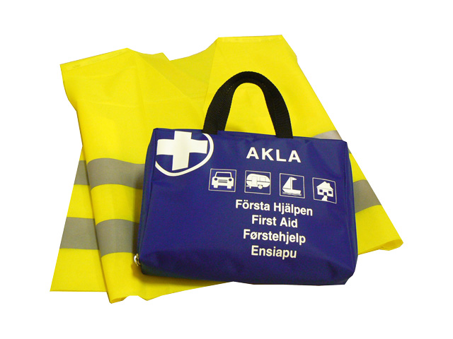 First Aid Kit Flex, utvikbar